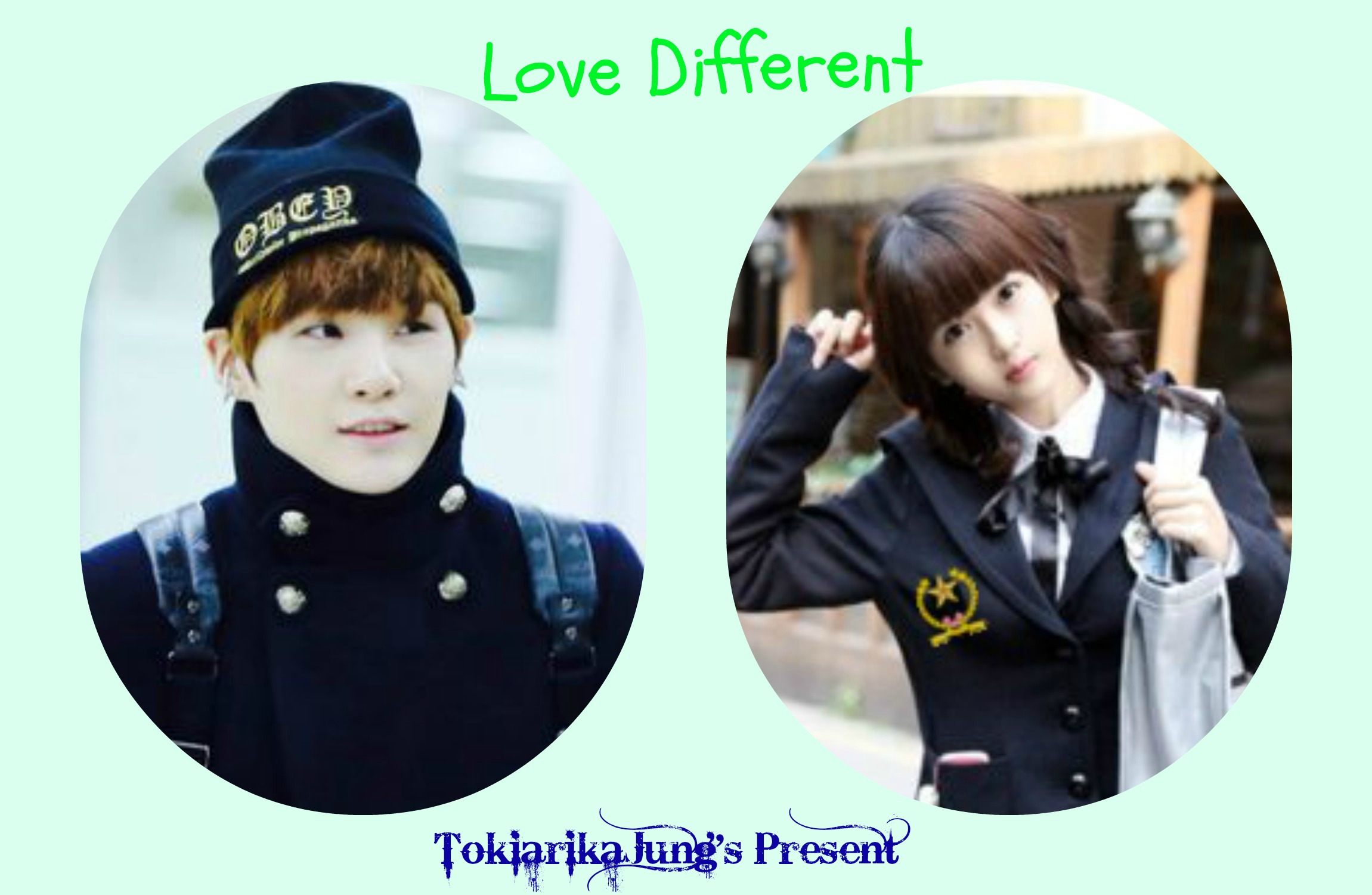 Love Different Oneshoot BTS Fanfiction Indonesia